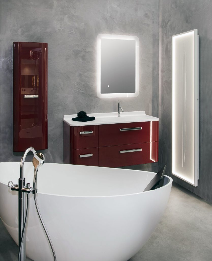 Conception compl te de salle de bain boulogne billancourt for Salle de bain douche italienne double vasque