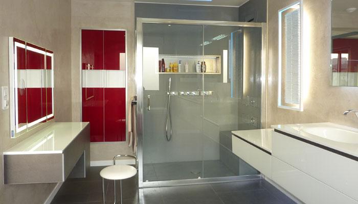 Conception compl te de salle de bain boulogne billancourt for Fourniture de salle de bain